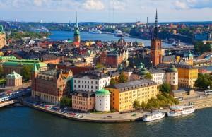 Тур в Стокгольм